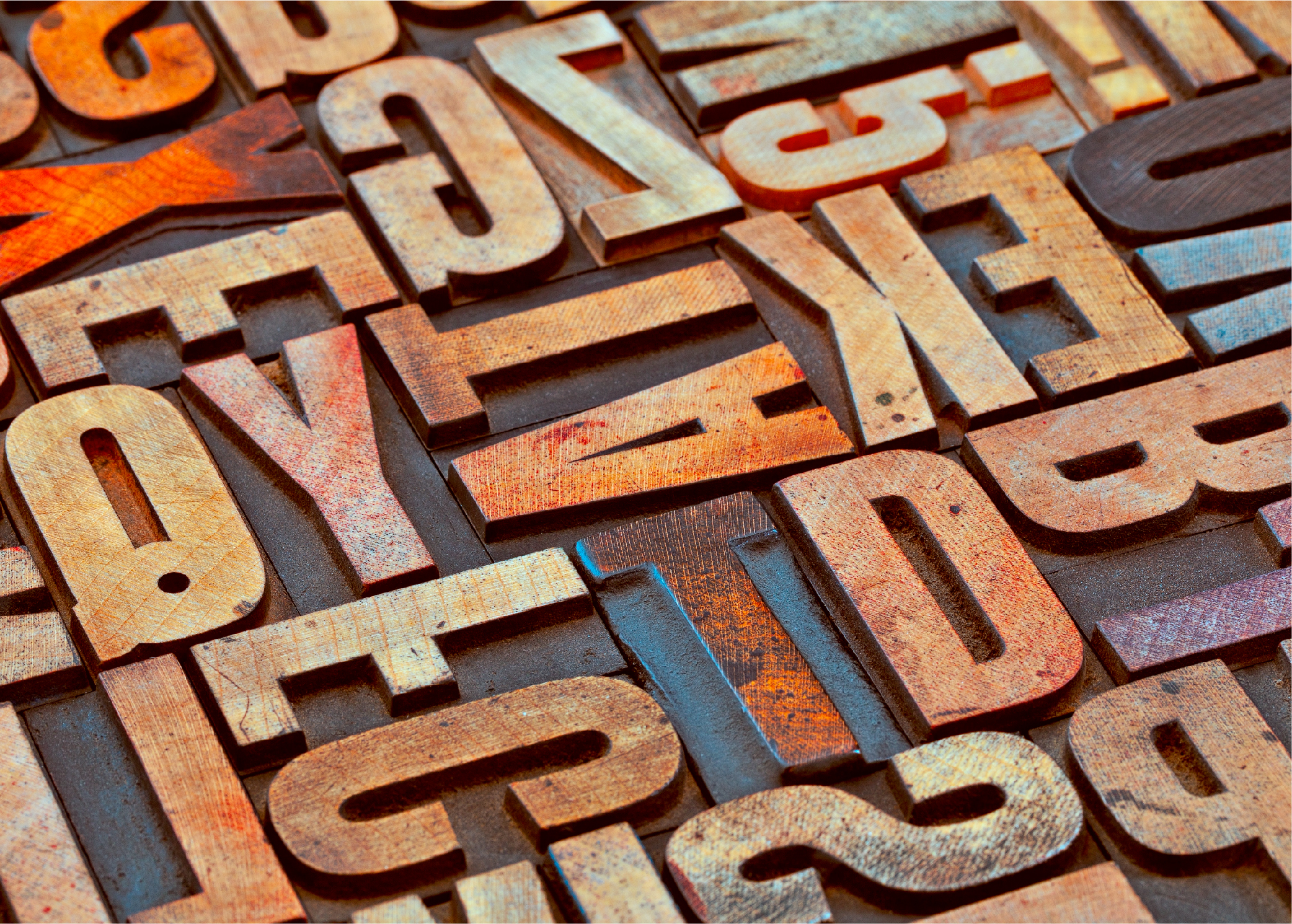 7 fonts trends popular in 2019